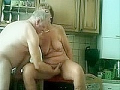 My Mum Gets Fucked In The Kitchen