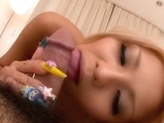 Incredible Japanese girl Rica in Exotic JAV uncensored Hairy movie