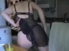 Husband Films wife fucking her black bull