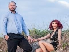 Brock Avery & Jessy Dubai in My Dad's TS Girlfriend Video