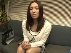 Nozomi Mashiro pumped hard with toys during raw oral