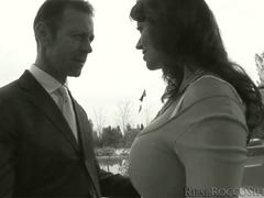 Rocco humiliate Franceska sex ### turning it into a hot threesome