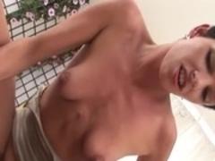 Amazing pornstar in exotic interracial, brunette porn scene