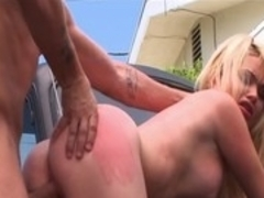 Crazy pornstar Alexis Ford in horny big ass, squirting porn scene