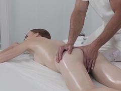 Best pornstars George, Linda Sweet in Crazy College, Redhead sex scene