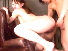 Amazing Japanese girl Tina Yuzuki in Crazy Small Tits, Doggy Style JAV scene