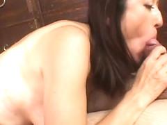 Incredible Japanese whore in Fabulous Mature/Jyukujyo, Blowjob/Fera JAV scene