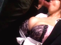 Amazing Japanese chick Hitomi Tanaka in Crazy JAV censored Facial, Group Sex clip