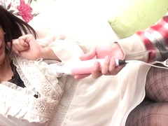 Aoi Fujisaki, Amateur in Wife Nampa Nakadashi 2 part 4.1