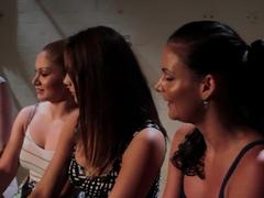 Amazing lesbian, femdom adult scene with horny pornstars Chanel Preston, Phoenix Marie and Bobbi S.