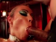 Horny pornstar Adrianna Nicole in crazy bdsm, stockings adult scene