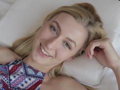 Exotic pornstar in Horny Hardcore, Blonde xxx video