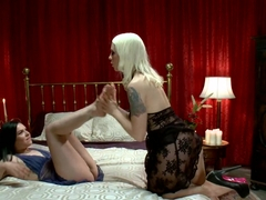Incredible fetish porn movie with crazy pornstars Lorelei Lee, Juliette March and Tommy Pistol fro.
