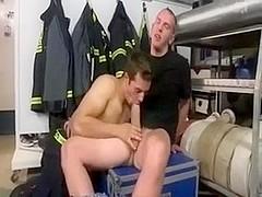 Three nasty Germany Firefighter