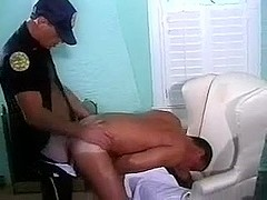 Miami Cop's Cock in my Mouth