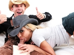 Carmen Caliente in Ride �em Cowgirl - MagmaFilm