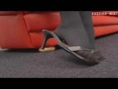 Russian-Mistress Video: Kristina