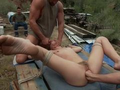 The Best Nightmare on Earth' Featuring Chastity Lynn in her First Released Gangbang
