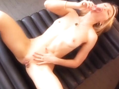 Amazing pornstar in crazy solo girl, masturbation adult video