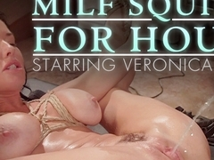 Hottest anal, milf sex scene with horny pornstars Aiden Starr and Veronica Avluv from Whippedass