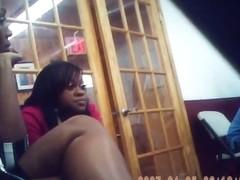 sexy black woman legs