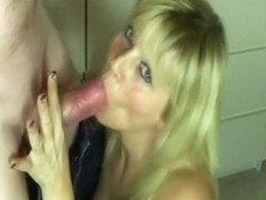 Hottest Homemade video with Facial, Blowjob scenes