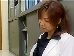 Japanese Footjob   Handjob