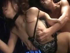 Haruka Sanada in Nymphomania Domination