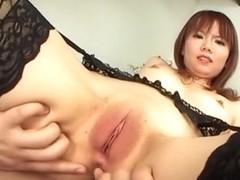 Horny Japanese girl Himena Ebihara in Best JAV uncensored Shaved scene