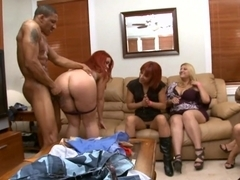Hot interracial blowjobs