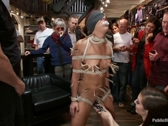 Perfect Body Beautiful Face First Time Public Sex and BDSM