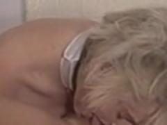 Exotic pornstar in hottest fetish, blonde sex scene