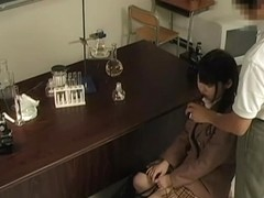 Japanese doctor jizzed in the mouth of a teenage patient