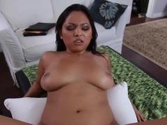 Perfect Adrianna Luna fucks with Will Powers