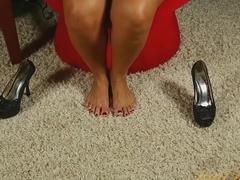 Crazy pornstar in Exotic Big Ass, MILF porn movie