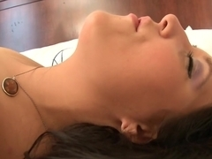 Cheating Girl Swallows
