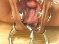 Compilation of 6 fist fucking and bizarre insertion movies