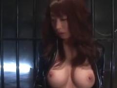 Incredible Japanese chick Mika Kayama in Crazy Fetish JAV scene