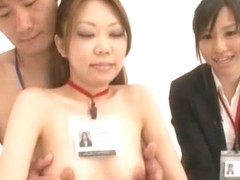 Crazy Japanese model Cocomi Naruse, Fuuka Minase, Rina Fukada in Hottest Live shows JAV clip