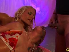 Fabulous pornstar in Exotic German, Group sex sex clip