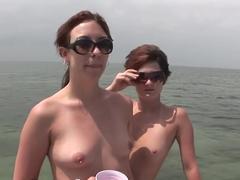 Fabulous pornstar in hottest lesbian, amateur sex clip