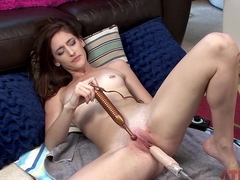 Best pornstar in Amazing Dildos/Toys, Solo Girl sex video