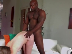 Fabulous pornstar in Best Interracial porn movie