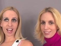 pregnant twins- Mimi & Teagan