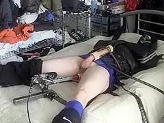 Zwangsjacke Fickmaschine