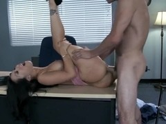 Japanese chick Asa Akira drilled by Tyler Nixon