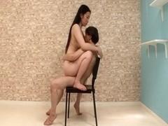 Incredible Japanese chick Yuuka Tsubasa in Exotic JAV uncensored Co-ed movie