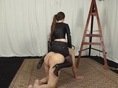 Wrath of two whipping goddesses 1
