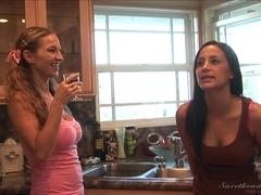Lesbian Adventures - Older Women Younger Girls, Scene #03