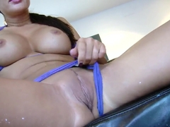 Big and hot pussy of sexy Angelica Heart